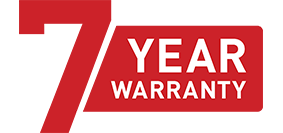 7 Year Warranty on the New Musso
