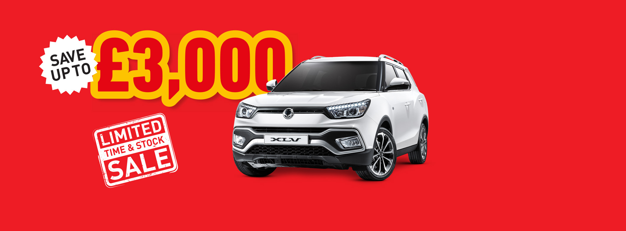 <strong>Tivoli XLV<br/>From £19,745</strong>