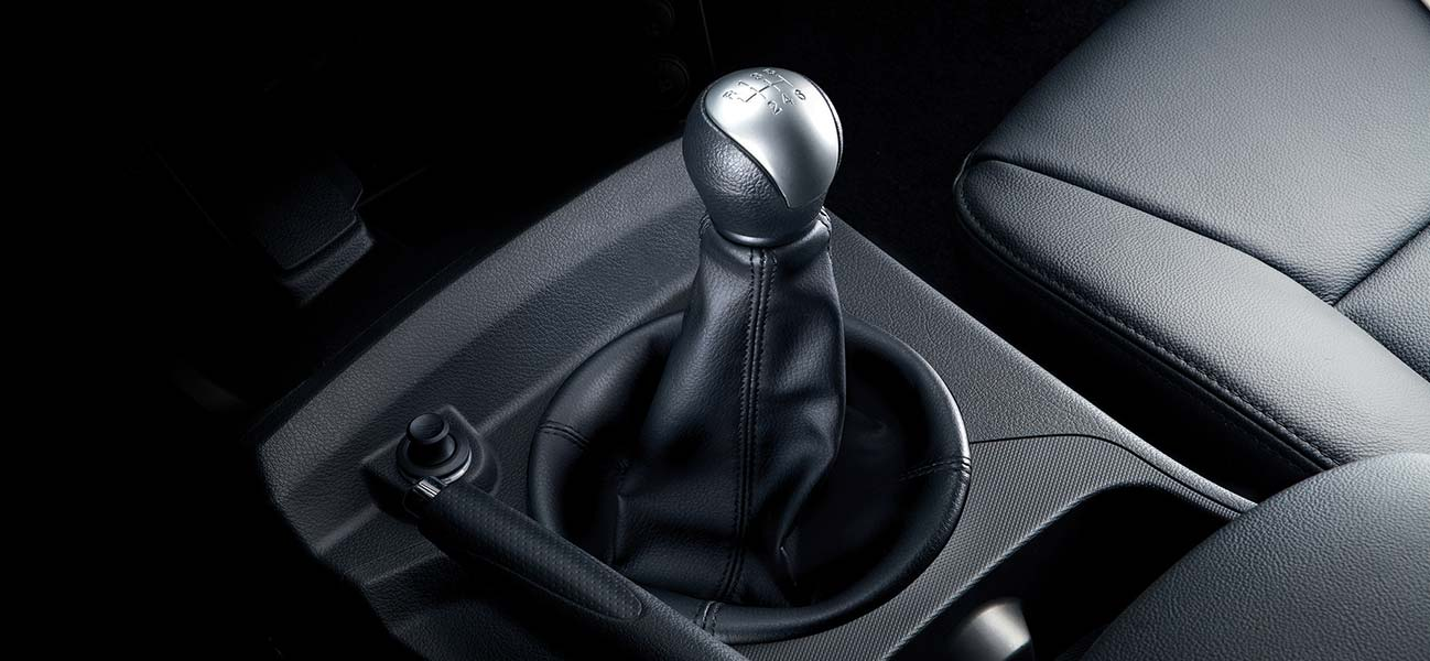 6 Speed Manual or Automatic Gearbox