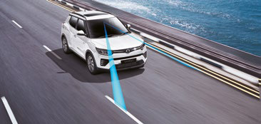 New Tivoli - emergency braking